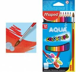 Buntstifte Color'Peps Aqua 12er von Maped - Bild vergrößern