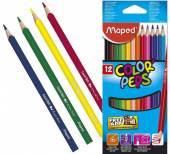 Buntstifte Color'Peps Classic 12er von Maped