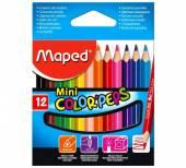 Buntstifte Color'Peps Mini 12er von Maped