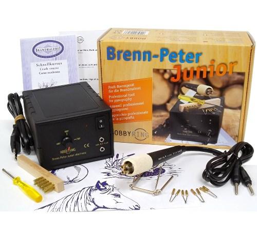 Brenn-Peter Junior electronic - Hobbyring Brennstation