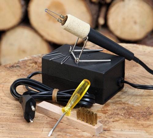 Brenn-Peter Mini - Brenngerät für Kinder von Hobbyring