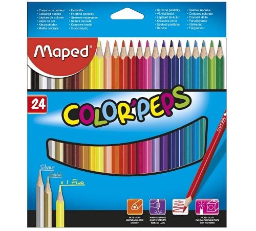 Buntstifte Color'Peps Classic 24er von Maped