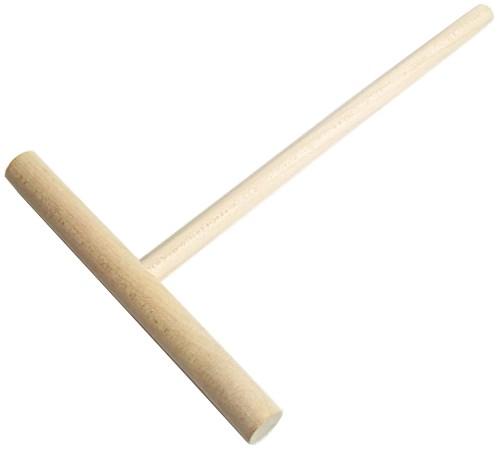 Crepes-Verteiler 20,5 cm - Teigrechen Holz Backhelfer