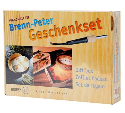 Brenn-Peter 1 Geschenkset - Hobbyring Brenngerät